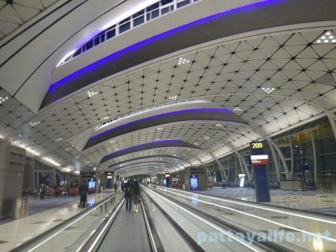 香港からクラーク空港乗り継ぎ (6)