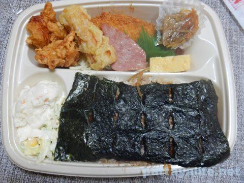 日本一時帰国食事 (3)