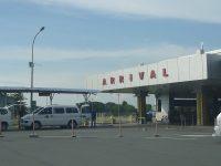 クラーク空港アライバル