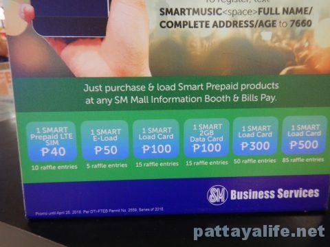 フィリピンSmartSIMカード (3)