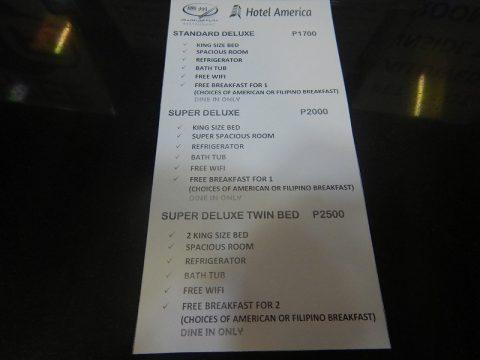 アンヘレスホテルアメリカ Hotel America (43)