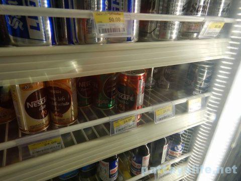 ドンムアン空港食事とコンビニ (1)