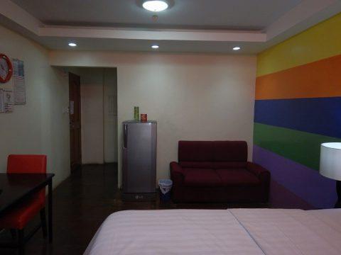 アンヘレスホテルアメリカ Hotel America (14)
