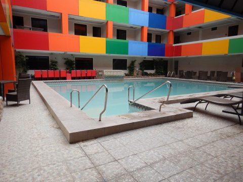 アンヘレスホテルアメリカ Hotel America (34)