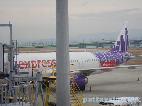 香港からクラーク空港乗り継ぎ (2)