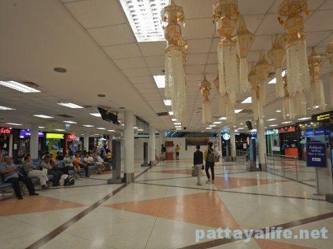 ウタパオ空港からチェンマイ空港行きエアアジア (15)