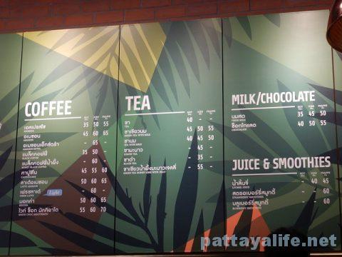 Cafe Amazon カフェアマゾンパタヤ (6)
