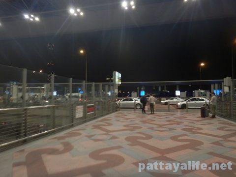スワンナプーム空港出発フロア