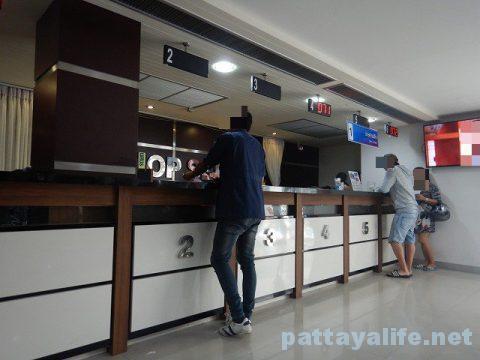 パタヤ警察交通違反罰金支払い (4)