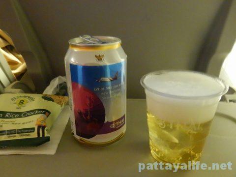 マニラからバンコクへTG625便 (8)