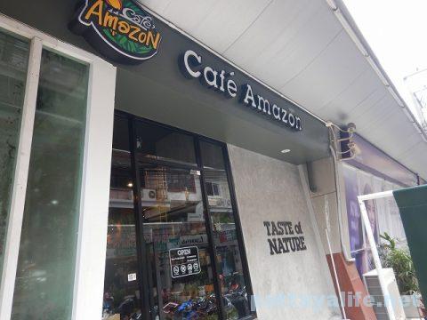 Cafe Amazon カフェアマゾンパタヤ (3)