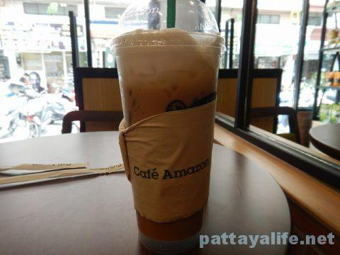 Cafe Amazon カフェアマゾンパタヤ (7)