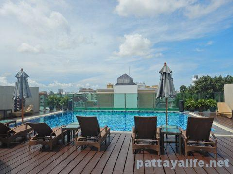 エイプリルスイーツ April Suites Hotel Pattaya (28)
