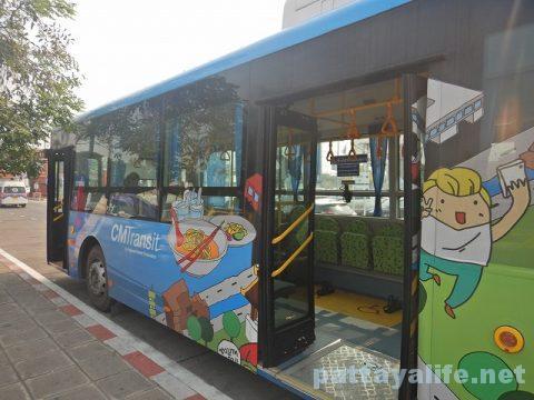 チェンマイ空港エアポートバス (18)