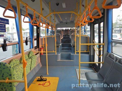 チェンマイ空港エアポートバス (9)