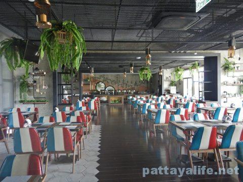 Tホテルパタヤ (44)レストラン