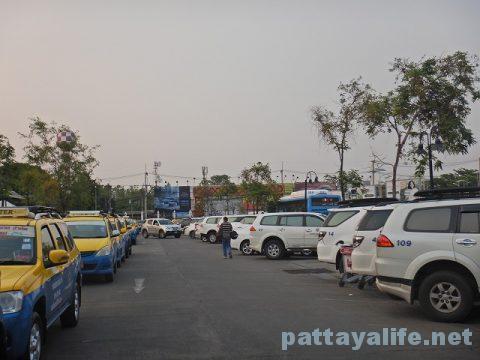 チェンマイ空港エアポートバス (5)