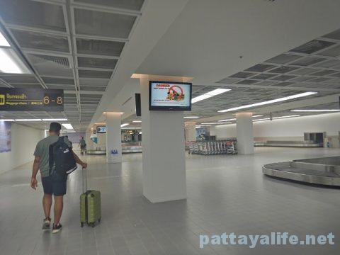 チェンマイ空港からプーケット空港エアアジア搭乗 (22)