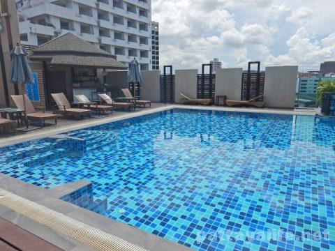 エイプリルスイーツ April Suites Hotel Pattaya (30)