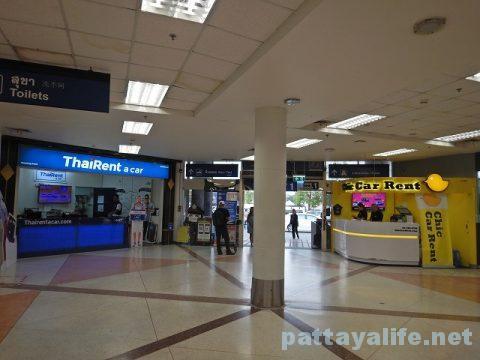 チェンマイ空港エアポートバス (1)