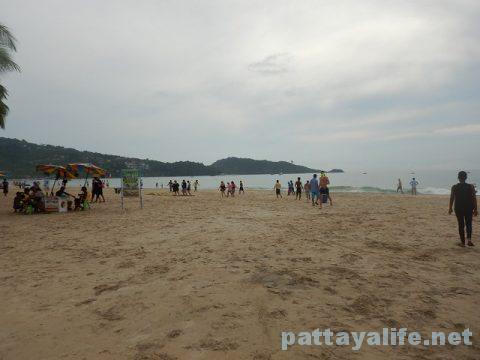 プーケット初日 (17)パトンビーチ