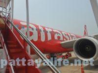 チェンマイ空港からプーケット空港エアアジア搭乗 (14)