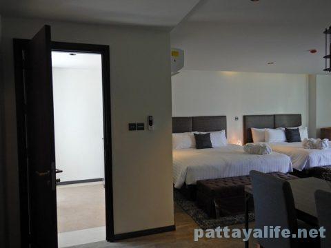 Tホテルパタヤ (34)ファミリースイートルーム