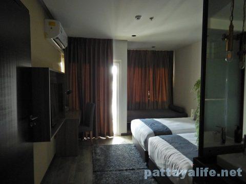 Tホテルパタヤ (5)スーペリアルーム