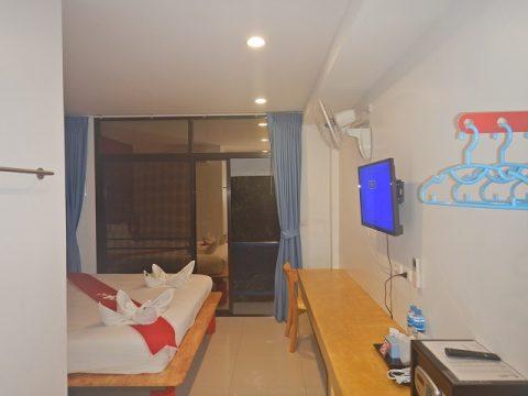 チェンマイホテルマンス マンタ Hotel Montha (1)