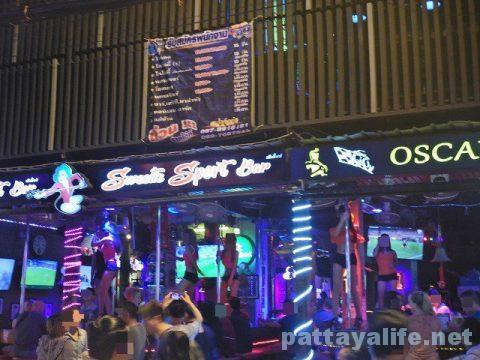 プーケット初日 (31)夜のバングラ通り