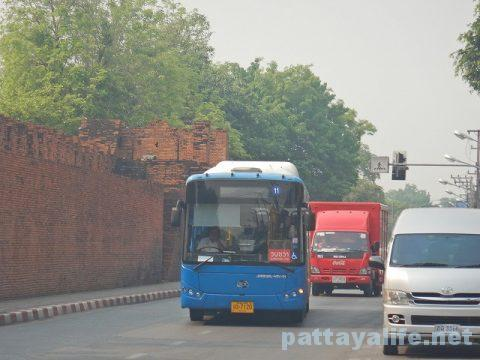 チェンマイ空港エアポートバス (17)