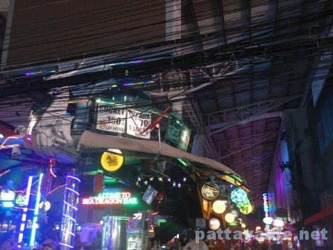 プーケット初日 (38)夜のバングラ通り