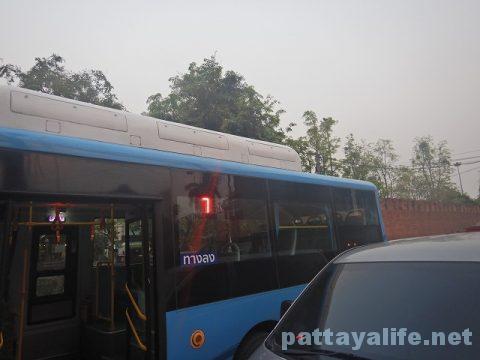 チェンマイ空港エアポートバス (13)