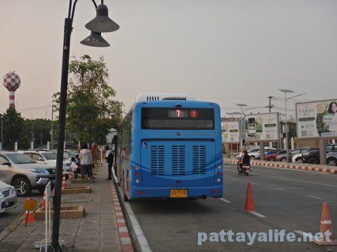チェンマイ空港エアポートバス (6)