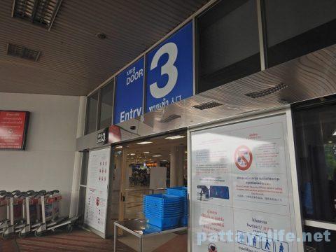 チェンマイ空港からプーケット空港エアアジア搭乗 (1)