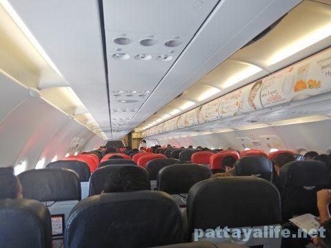ドンムアン空港からビエンチャンワッタイ空港エアアジア (9)