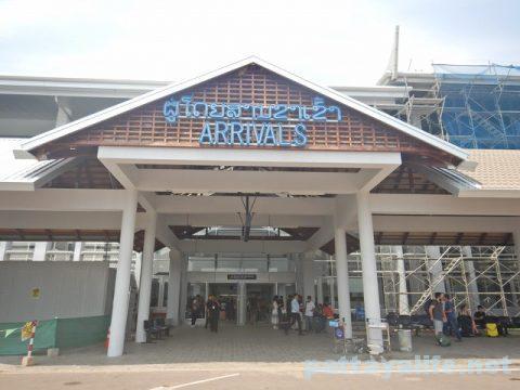 ドンムアン空港からビエンチャンワッタイ空港エアアジア (15)