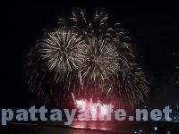 パタヤ国際花火大会2018年2日目 (6)