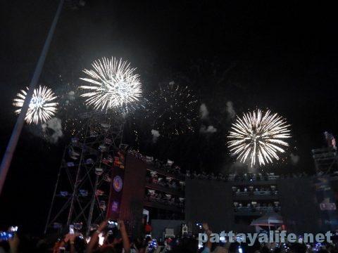 パタヤ国際花火大会2018 (12)
