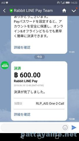 Rabbit LINE Pay (4)