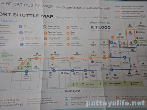 ビエンチャンワッタイ国際空港エアポートバスサービス (10)