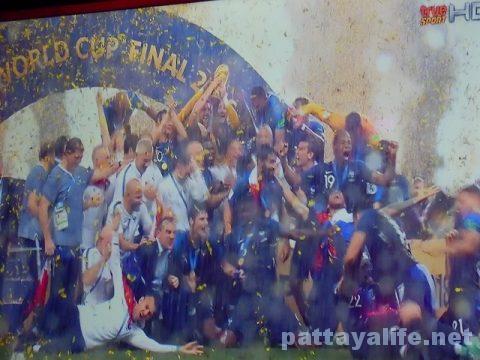 ワールドカップ決勝