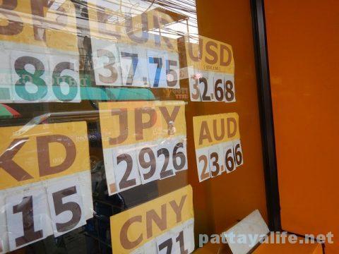 両替レート2018年8月 (1)
