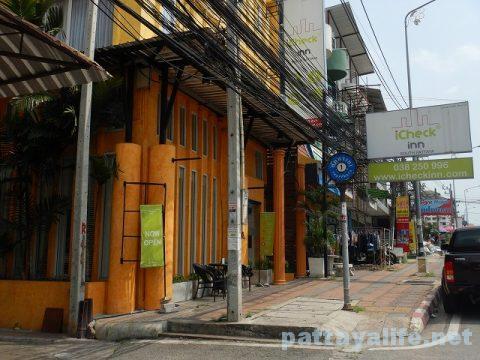 アイ チェック イン サウス パタヤ (iCheck inn South Pattaya)