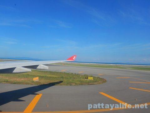 パタヤからドンムアン空港経由日本関空へ帰国 (15)