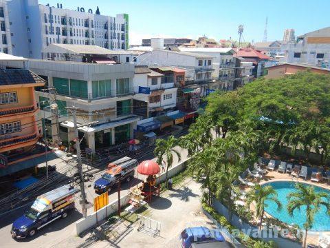 サイアムサワディー Sawasdee Siam Pattaya Hotel (34)