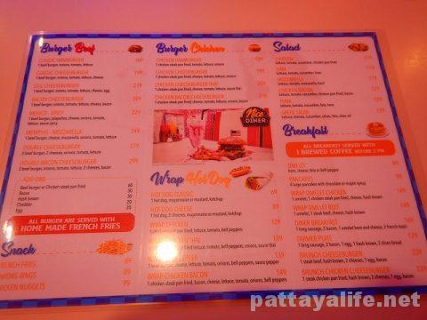 Nice Diner Pattaya ナイスダイナー (5)