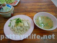 パタヤタイのカオマンガイとクイティアオガイ食堂 (5)