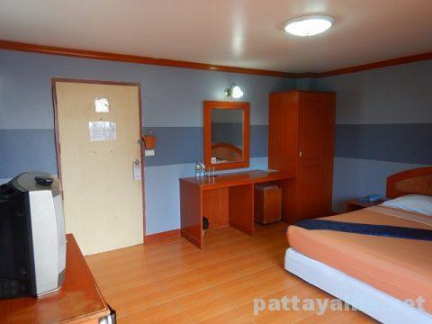 クイーンパタヤホテル Queen Pattaya Hotel (14)
