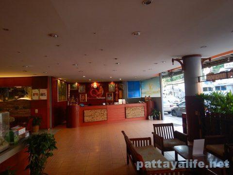 クイーンパタヤホテル Queen Pattaya Hotel (34)